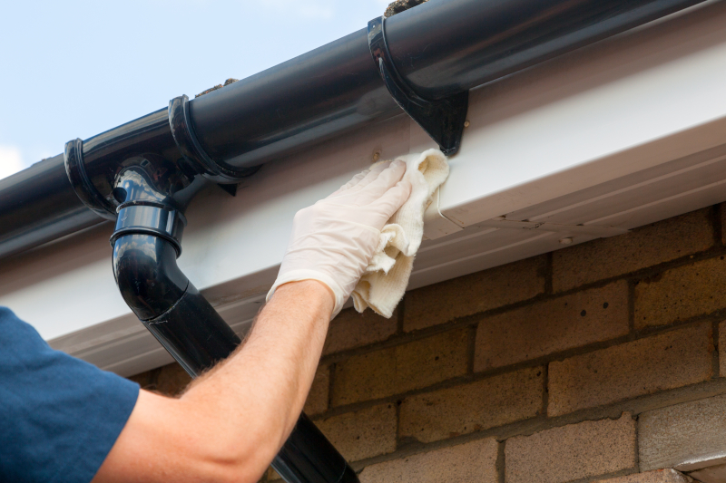 Maintenance - Soffits and fascias cost