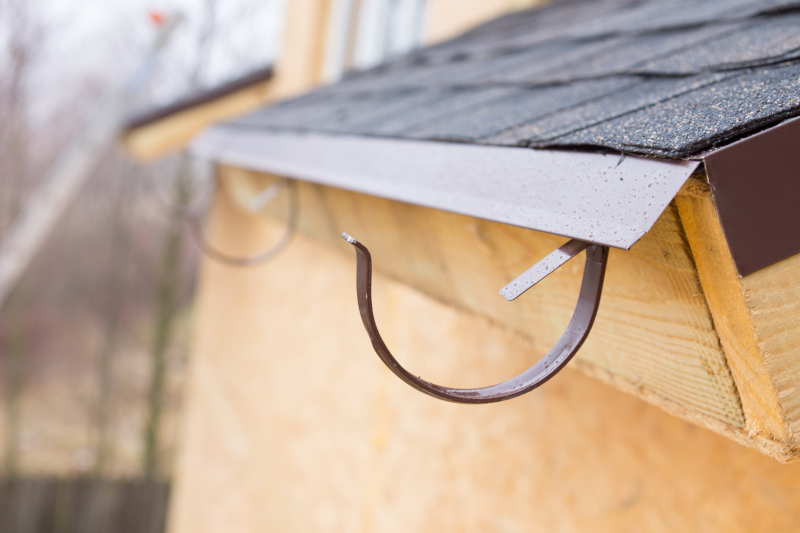 Guttering bracket - Soffits and fascias cost
